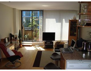 Photo 2: # 319 1189 HOWE ST in vancouver: Condo for sale : MLS®# V782939