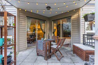 """Main Photo: 107 7457 MOFFATT Road in Richmond: Brighouse South Condo for sale in """"COLONY BAY"""" : MLS®# R2523153"""
