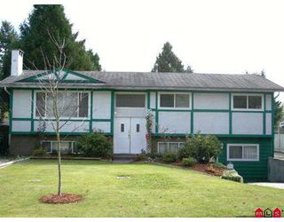 Photo 1: 12996 GLENGARRY in Surrey: Queen Mary Park Surrey House for sale : MLS®# F2727384
