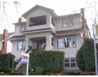 Photo 1: 446 W 15TH Avenue in Vancouver: Mount Pleasant VW Townhouse for sale (Vancouver West)  : MLS®# V683394