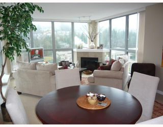 "Photo 3: 1501 290 NEWPORT Drive in Port_Moody: North Shore Pt Moody Condo for sale in ""THE SENTINEL"" (Port Moody)  : MLS®# V689879"