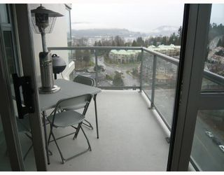 "Photo 10: 1501 290 NEWPORT Drive in Port_Moody: North Shore Pt Moody Condo for sale in ""THE SENTINEL"" (Port Moody)  : MLS®# V689879"