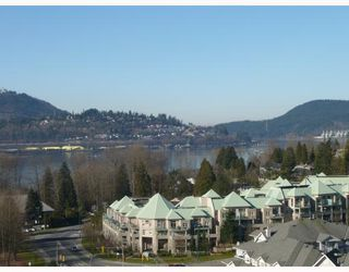 "Photo 1: 1501 290 NEWPORT Drive in Port_Moody: North Shore Pt Moody Condo for sale in ""THE SENTINEL"" (Port Moody)  : MLS®# V689879"