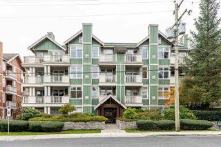 """Photo 1: 404 15350 16A Avenue in Surrey: King George Corridor Condo for sale in """"Ocean Bay Villas"""" (South Surrey White Rock)  : MLS®# R2418383"""
