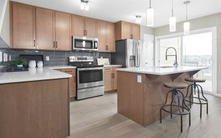 Photo 3: 3809 CHRUSTAWKA Place in Edmonton: Zone 55 House Half Duplex for sale : MLS®# E4184808