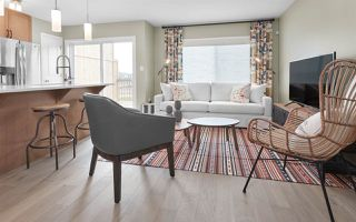 Photo 7: 3809 CHRUSTAWKA Place in Edmonton: Zone 55 House Half Duplex for sale : MLS®# E4184808