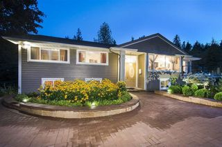 Main Photo: 778 WESTCOT Place in West Vancouver: British Properties House for sale : MLS®# R2434826