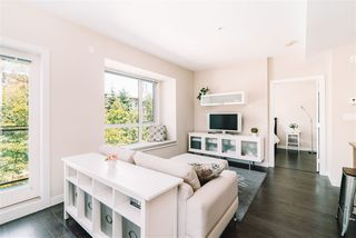 "Photo 5: 410 9350 UNIVERSITY HIGH Street in Burnaby: Simon Fraser Univer. Townhouse for sale in ""Lift"" (Burnaby North)  : MLS®# R2468337"