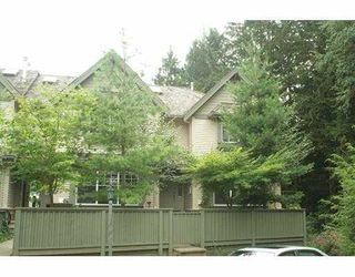 "Photo 1: 17 3300 PLATEAU Boulevard in Coquitlam: Westwood Plateau Townhouse for sale in ""BOULEVARD GREEN"" : MLS®# V653196"