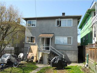 Photo 4: 8056 - 8058 FRASER ST in Vancouver: South Vancouver Land for sale (Vancouver East)  : MLS®# V890462