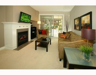 Photo 5: # 112 2478 SHAUGHNESSY ST in Port Coquitlam: Condo for sale : MLS®# V767855