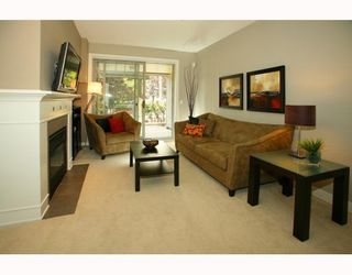 Photo 4: # 112 2478 SHAUGHNESSY ST in Port Coquitlam: Condo for sale : MLS®# V767855