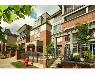 Photo 1: # 112 2478 SHAUGHNESSY ST in Port Coquitlam: Condo for sale : MLS®# V767855