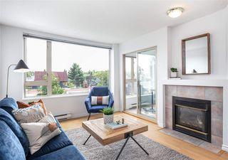 """Photo 1: 305 1688 E 4TH Avenue in Vancouver: Grandview Woodland Condo for sale in """"LA CASA"""" (Vancouver East)  : MLS®# R2394392"""