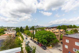 """Photo 12: 305 1688 E 4TH Avenue in Vancouver: Grandview Woodland Condo for sale in """"LA CASA"""" (Vancouver East)  : MLS®# R2394392"""