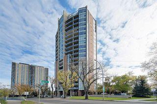 Main Photo: 602 10035 Saskatchewan Drive in Edmonton: Zone 15 Condo for sale : MLS®# E4176349