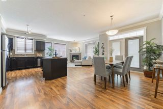 Photo 4: 221 12408 15 Avenue in Edmonton: Zone 55 Condo for sale : MLS®# E4185933