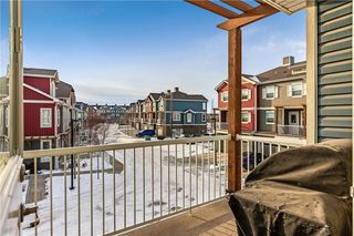 Photo 12: 814 10 Auburn Bay Avenue SE in Calgary: Auburn Bay Row/Townhouse for sale : MLS®# C4285927