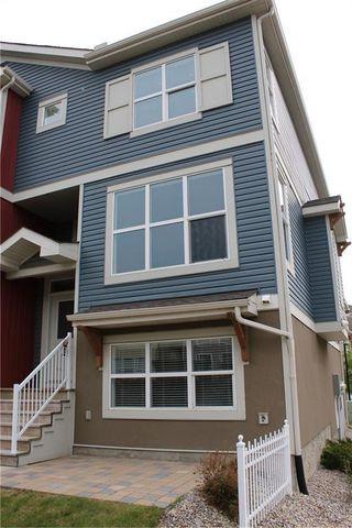 Photo 28: 814 10 Auburn Bay Avenue SE in Calgary: Auburn Bay Row/Townhouse for sale : MLS®# C4285927
