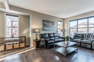 Photo 9: 814 10 Auburn Bay Avenue SE in Calgary: Auburn Bay Row/Townhouse for sale : MLS®# C4285927