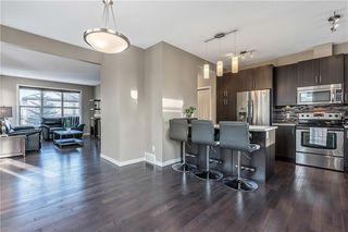 Photo 7: 814 10 Auburn Bay Avenue SE in Calgary: Auburn Bay Row/Townhouse for sale : MLS®# C4285927