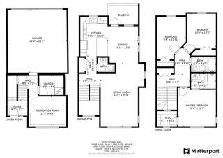 Photo 25: 814 10 Auburn Bay Avenue SE in Calgary: Auburn Bay Row/Townhouse for sale : MLS®# C4285927