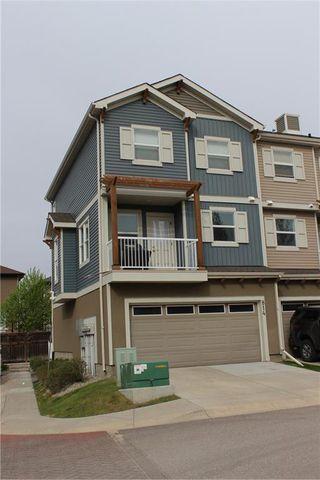 Photo 29: 814 10 Auburn Bay Avenue SE in Calgary: Auburn Bay Row/Townhouse for sale : MLS®# C4285927