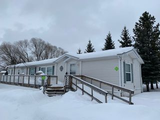 Main Photo: 125 53222  Rge Rd 272: Rural Parkland County Mobile for sale : MLS®# E4187205