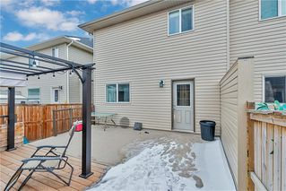 Photo 24: 1068 KINGS HEIGHTS Road SE: Airdrie Semi Detached for sale : MLS®# C4290551