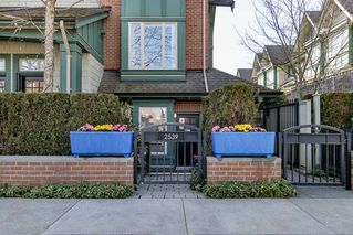 "Photo 1: 2539 EAST Mall in Vancouver: University VW Townhouse for sale in ""LOGAN LANE"" (Vancouver West)  : MLS®# R2447292"