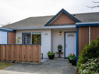 Photo 1: 138 2191 Murrelet Dr in COMOX: CV Comox (Town of) Row/Townhouse for sale (Comox Valley)  : MLS®# 837439