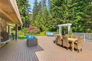 "Photo 36: 600 CANTERWOOD Court: Anmore House for sale in ""CANTERWOOD"" (Port Moody)  : MLS®# R2458725"