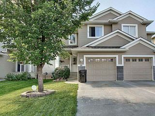 Photo 1: 176 Keystone Crescent: Leduc House Half Duplex for sale : MLS®# E4206811
