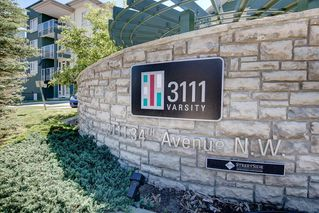 Photo 23: 227 3111 34 Avenue NW in Calgary: Varsity Apartment for sale : MLS®# A1045432