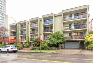 "Photo 2: 201 1215 PACIFIC Street in Vancouver: West End VW Condo for sale in ""1215 PACIFIC"" (Vancouver West)  : MLS®# R2525564"