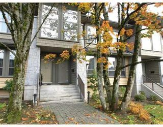 Photo 1: 1658 St. Georges Avenue in North Vancouver: Central Lonsdale Townhouse for sale : MLS®# V794083