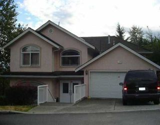 Photo 1: 321 CAPE HORN Place in Coquitlam: Cape Horn House for sale : MLS®# V637064