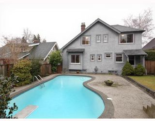 Photo 10: 4777 OSLER Street in Vancouver: Shaughnessy House for sale (Vancouver West)  : MLS®# V689315
