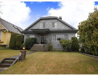Photo 1: 4777 OSLER Street in Vancouver: Shaughnessy House for sale (Vancouver West)  : MLS®# V689315