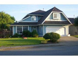 "Main Photo: 22044 126TH AV in Maple Ridge: West Central House for sale in ""DAVIDSON"" : MLS®# V600044"
