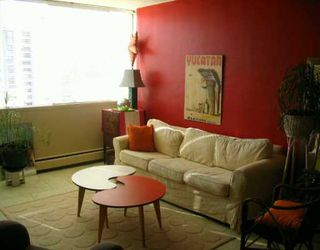 """Photo 5: 1201 2055 PENDRELL ST in Vancouver: West End VW Condo for sale in """"PANORAMA PLACE"""" (Vancouver West)  : MLS®# V608700"""