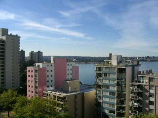 """Photo 8: 1201 2055 PENDRELL ST in Vancouver: West End VW Condo for sale in """"PANORAMA PLACE"""" (Vancouver West)  : MLS®# V608700"""