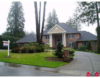 Photo 1: Bayview Place - 13688 32ND AV in White Rock: Elgin/Chantrell House for sale (White Rock & District)  : MLS®# Bayview Place