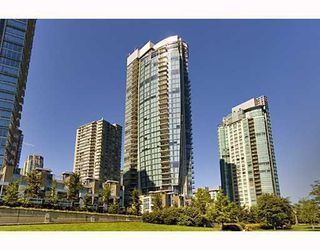 Photo 10: # 2502 1281 W CORDOVA ST in Vancouver: Condo for sale : MLS®# V746256