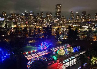 """Photo 1: 503 1470 PENNYFARTHING Drive in Vancouver: False Creek Condo for sale in """"Harbour Cove"""" (Vancouver West)  : MLS®# R2427077"""