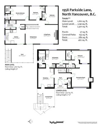 Photo 24: 1958 PARKSIDE Lane in North Vancouver: Deep Cove House for sale : MLS®# R2477680