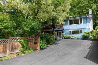 Photo 1: 1958 PARKSIDE Lane in North Vancouver: Deep Cove House for sale : MLS®# R2477680