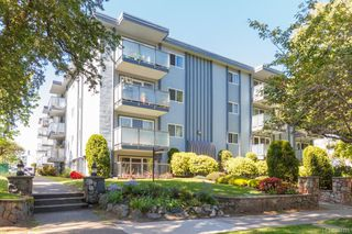 Photo 1: 401 305 Michigan St in Victoria: Vi James Bay Condo Apartment for sale : MLS®# 841125