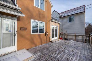 Photo 34: 366 Matheson Avenue in Winnipeg: West Kildonan Residential for sale (4D)  : MLS®# 202028638