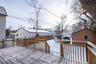 Photo 35: 366 Matheson Avenue in Winnipeg: West Kildonan Residential for sale (4D)  : MLS®# 202028638